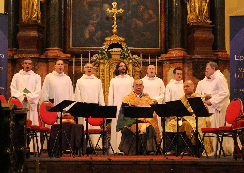 Blízké hlasy z dáli - zahajovací koncert mezinárodního festivalu Lípa Musica
