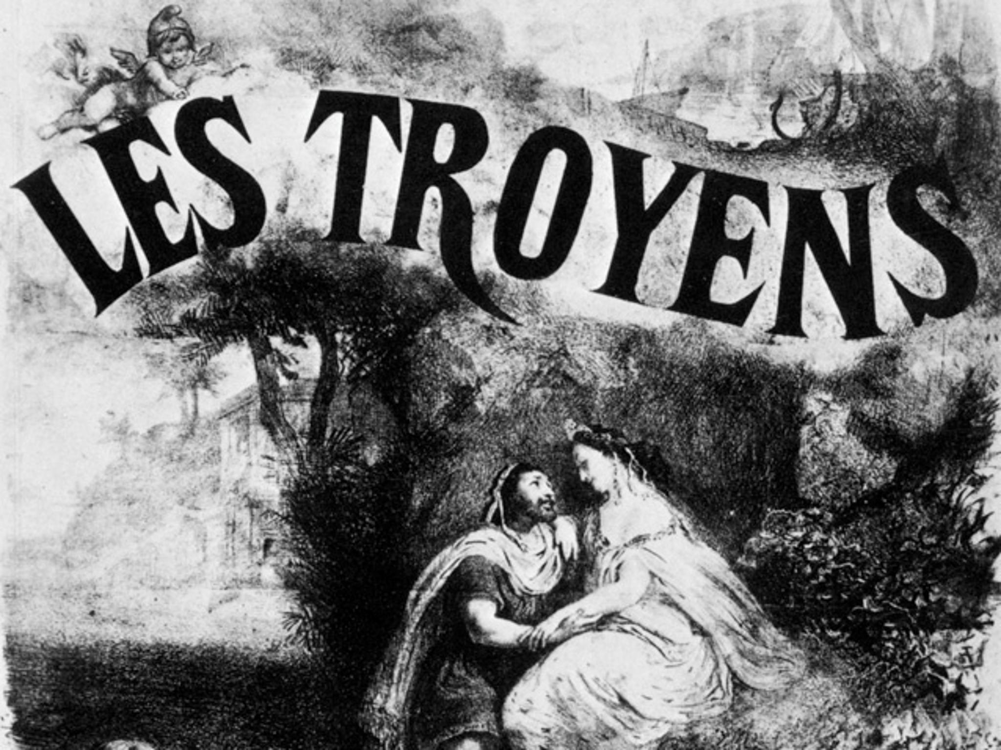 Les Troyens na D-dur