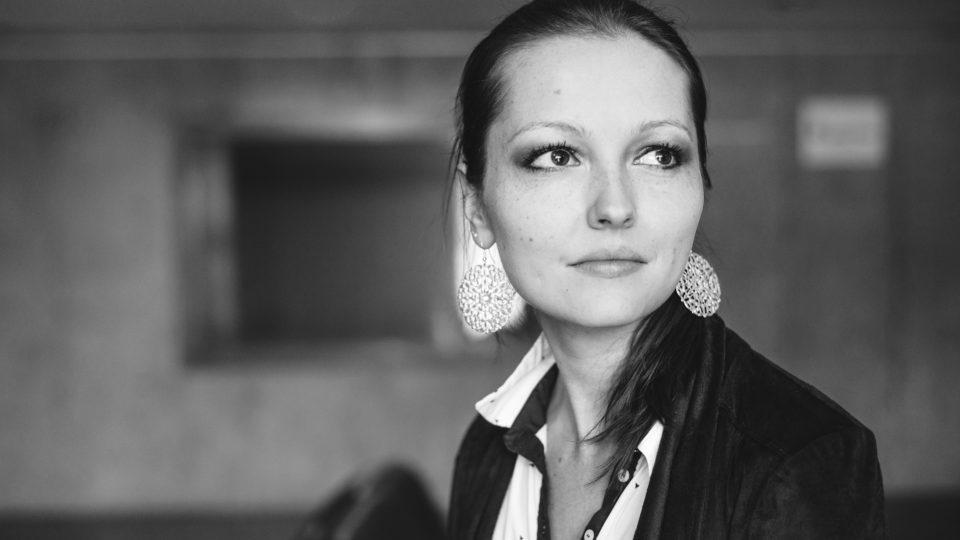 Violistka Kristina Fialová