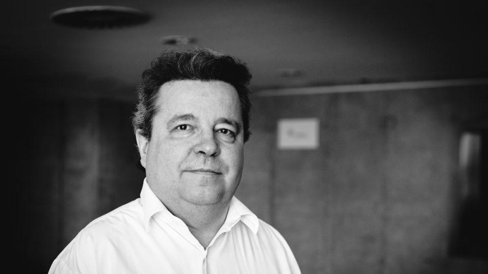 Roman Dietz, ředitel Severočeské filharmonie Teplice