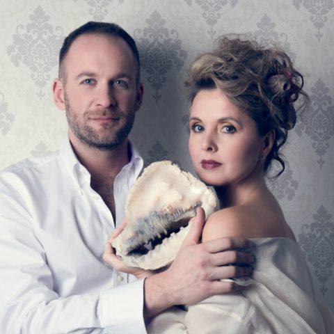 Vilém Veverka a Kateřina Englichová
