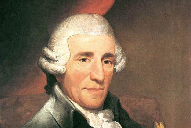Joseph Haydn   foto: Wikipedia,  public domain - volné dílo