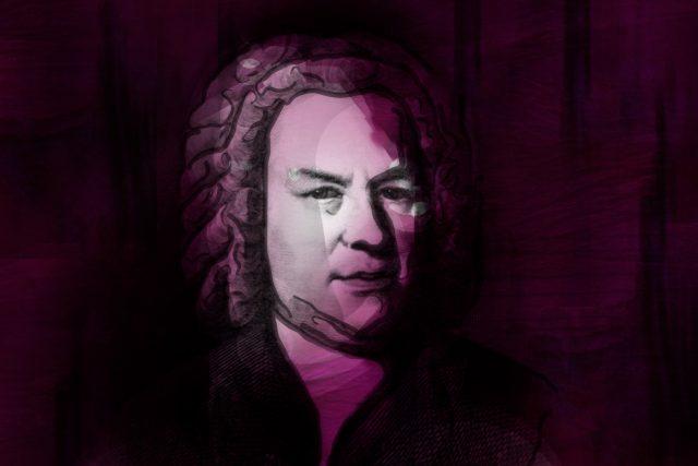 Johann Sebastian Bach | foto: Český rozhlas